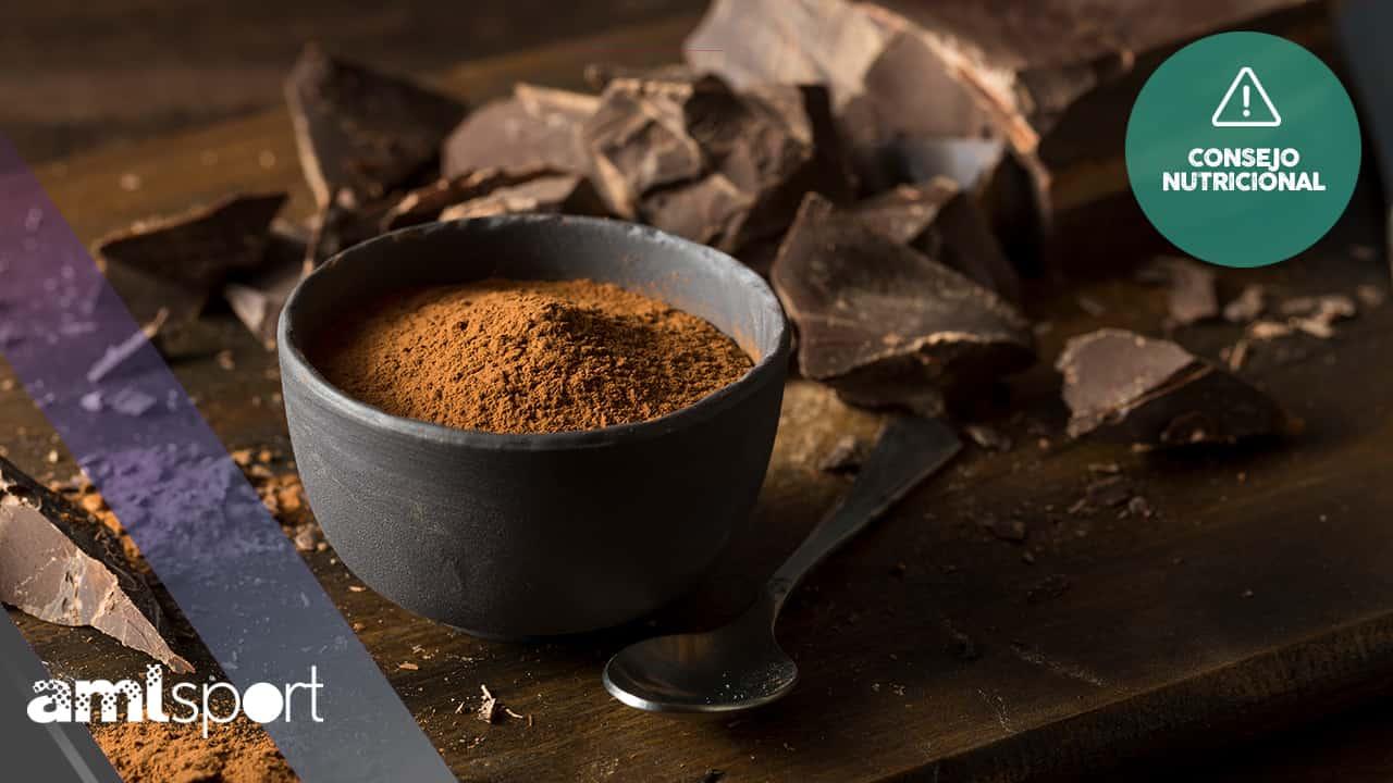 Cacao y ejercicio físico