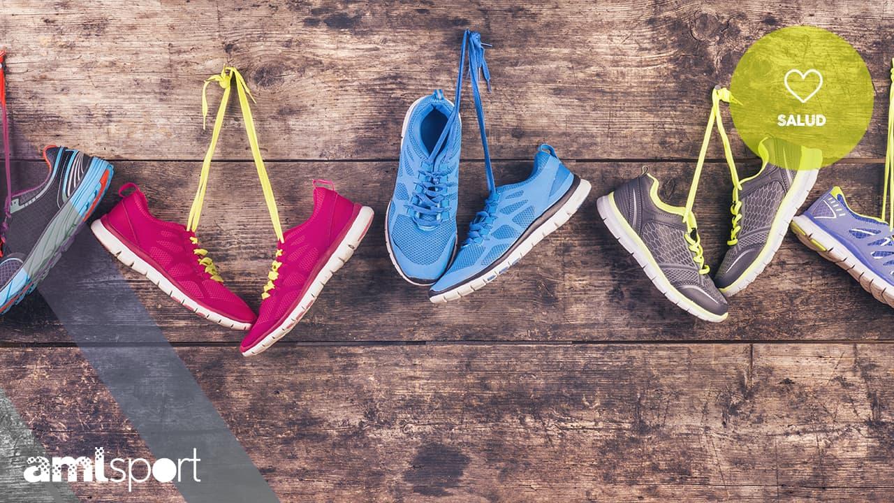 Cómo elegir tus zapatillas deportivas